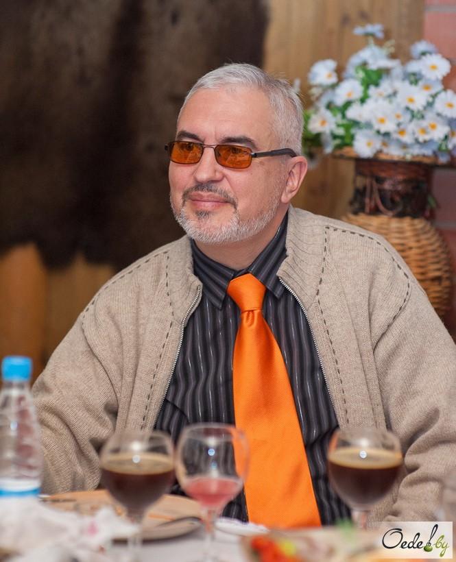 Сергей Стельмашонок, шеф-редактор журнала «TAXI»