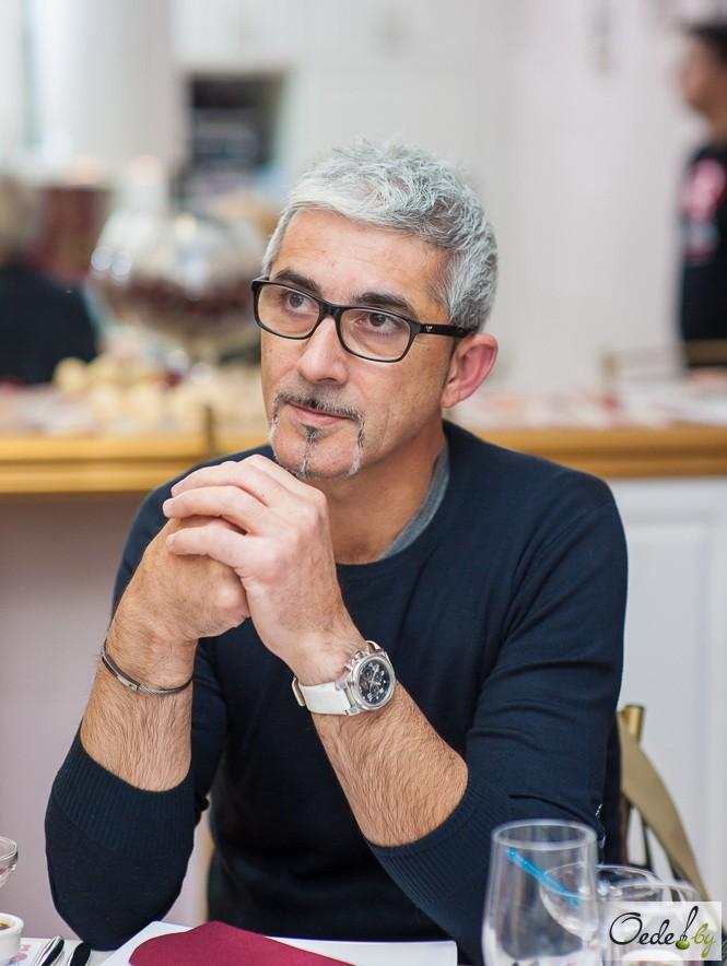 Инъяцио Роза, шеф-повар, кулинарный консультант