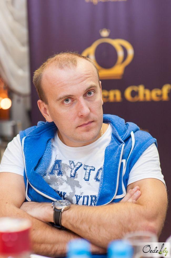 Антон Каленик, шеф-повар кафе Bistro de Luxe