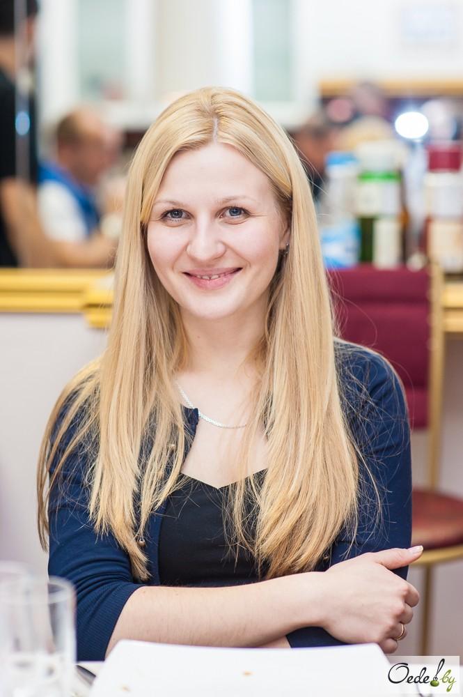 Алеся Белькевич, руководитель отдела маркетинга компании «Ресторация»