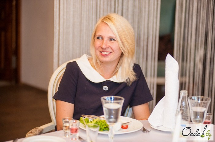 льга Тимкина, организатор Премии Golden Chef