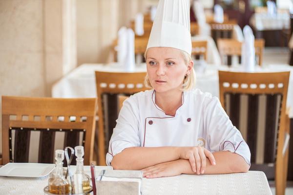 ресторан «Минск», шеф-повар