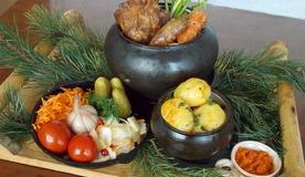 Кулинарная «Сказка Трактира» в исполнении лучших мастеров-поваров с изысканной подачей