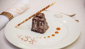 Шоколадно-йогуртовый флип