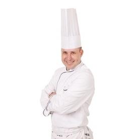 Эксклюзивный комплект профессиональной формы индивидуального пошива для шеф-поваров