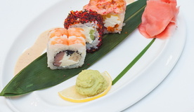 «Суши Вёсла – take away»: диковинные вкусы азиатской кухни!