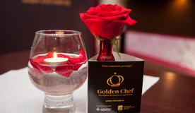 Golden-ужин в Мон кафе