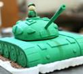 Мастер-класс от Джона Барши: Сладкий танк для настоящих мужчин…