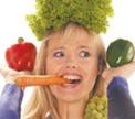 Вегетарианцы и сыроеды рискуют здоровьем?