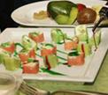 Мастер-класс по приготовлению суши в ресторане «Яблоко»