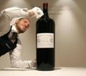 С винных торгов на аукционе Christie's ушла самая дорогая бутылка вина