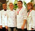 Белорусы на «Кулинарном Кубке Мира» в Люксембурге...
