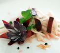 Овощной индийский салат