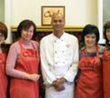 Мастер-класс индийской кухни от Дхондуп Пемпы