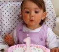 Мой первый год (день рождения малыша)