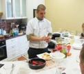 Первый мастер-класс по испанской кухне