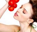Питательная и тонизирующая маска из помидора