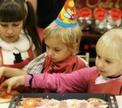 Детский кулинарный День рождения