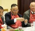 Мастер-класс Белорусской кухни для делегации из Монголии