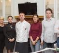 27 ноября в Кулинарной школе-студии прошел мастер-класс: «Стейки дома»