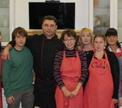 Мастер-класс: «Лучшие традиции новогоднего стола кавказских народов»