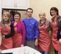 8 января в Кулинарной школе-студии Oede прошел мастер-класс «Пасты»