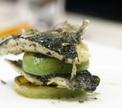 Мастер-класс: Форель с томатами-гриль и соусом из шалфея от Антона Каленика