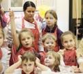 21 января в Кулинарной школе Oede прошел Детский мастер-класс