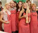 Мастер-класс по французской кухне в Кулинарной школе-студии Oede
