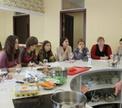 18 февраля прошел мастер-класс по приготовлению домашней лапши