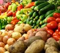 Распродажа овощей в Минских магазинах