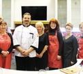 Матер-класс: « Немецкая кухня» с Александром Чикилевским