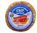 Сыр мягкий кисломолочный с пикантной обсыпкой