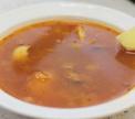 Суп из морепродуктов от Хулио Риверо