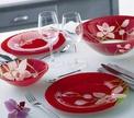 Красная посуда готова помочь в борьбе с перееданием