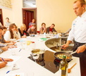 Мастер – класс «Домашняя лапша» вместе с Антоном Калеником, шеф-поваром  Бистро Де Люкс