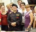 В Кулинарной школе состоялся мастер – класс «Домашняя французская кухня» с су-шефом паба «Гвоздь» Павлом Голенковым