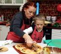 Детский День Рождения в Кулинарной школе