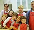 День Рождения с Натальей Казак,  шеф-поваром кафе «Эль Помидоро»