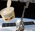 Мороженое в космос!
