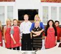 Мастер – класс «Французская кухня» с Антоном Кабановым