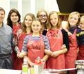 День рождения в кулинарной студии с шеф-поваром Павлом Голенковым