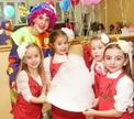 Детский День Рождения в Кулинарной школе-студии