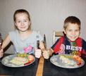 Волосатые сосиски от Алисы, Андрея и Марьяны!