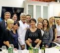 День Рождения очаровательной Ольги в Кулинарной школе Oede