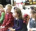 16 декабря  Ксюша и Алеся отпраздновали свой День рождения в Кулинарной школе-студии Oede