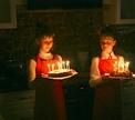 Кулинарный День рождения Веры и Ксюши с Еленой Михалкиной в школе-студии Oede