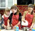 Детский кулинарный День рождения от Елены Михалкиной, повара ресторана «Варадеро»!