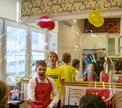 Детский День Рождения в Кулинарной школе Oede
