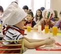 Детский мастер-класс по приготовлению вареников и мороженого с Раисой Савковой